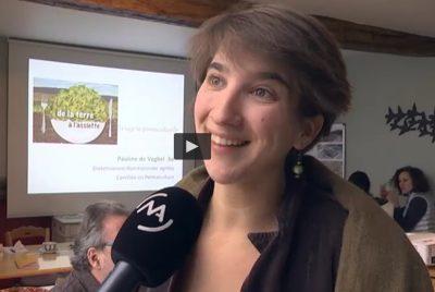 Interview Pauline de Voghel