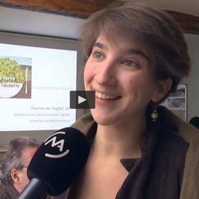 Interview Pauline de Voghel